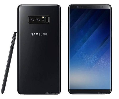 Thay loa Samsung note 8