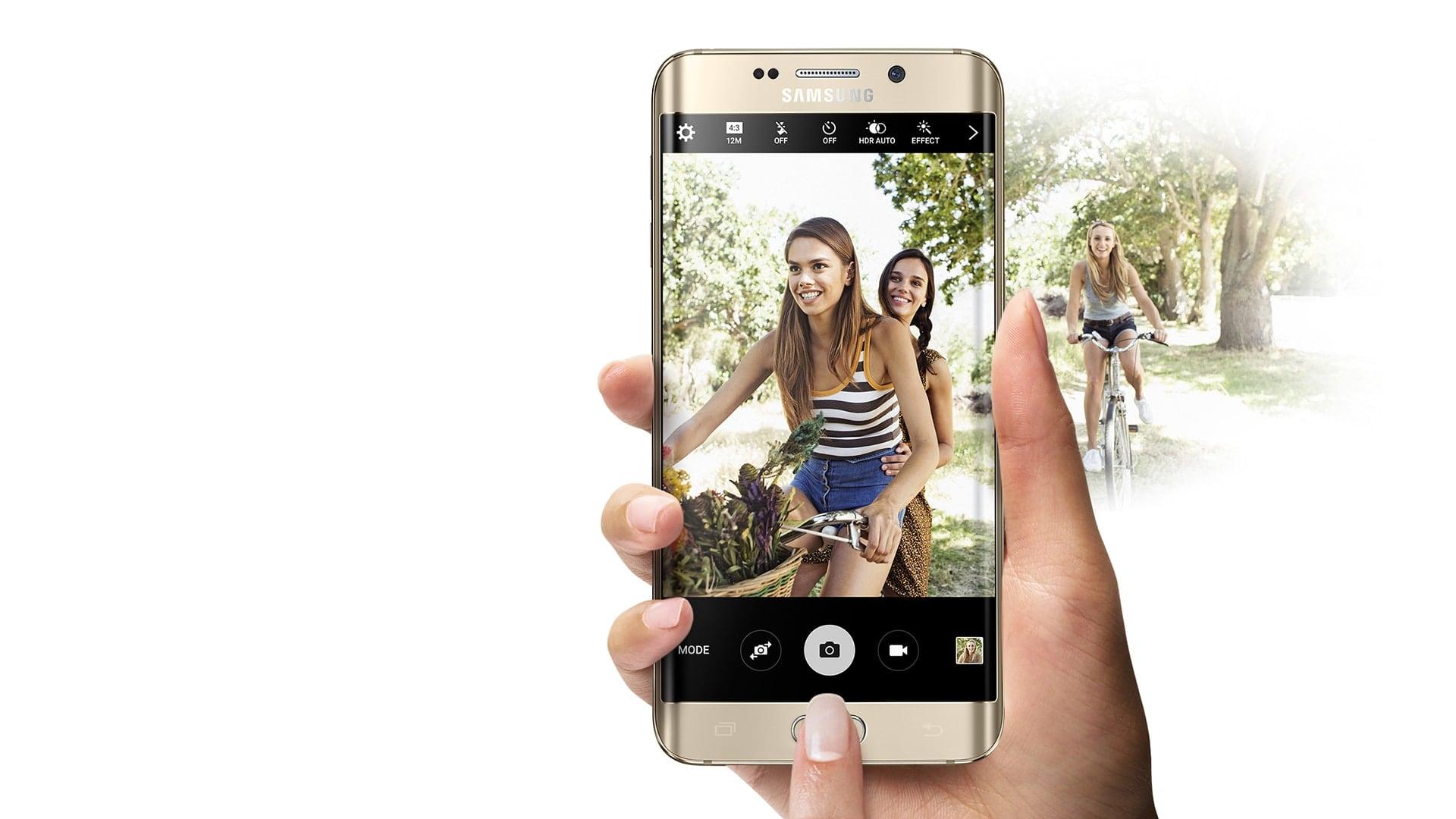 Cần đi thay camera Samsung S6 Edge khi có biểu hiện lỗi