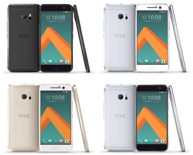 Thay mặt kính HTC 10: màn hình 2K cực sống động