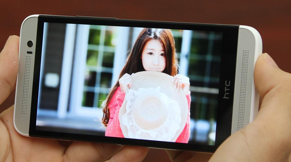 Quá trình sử dụng bị gián đoạn khi HTC One M8 Dual lỗi cảm ứng