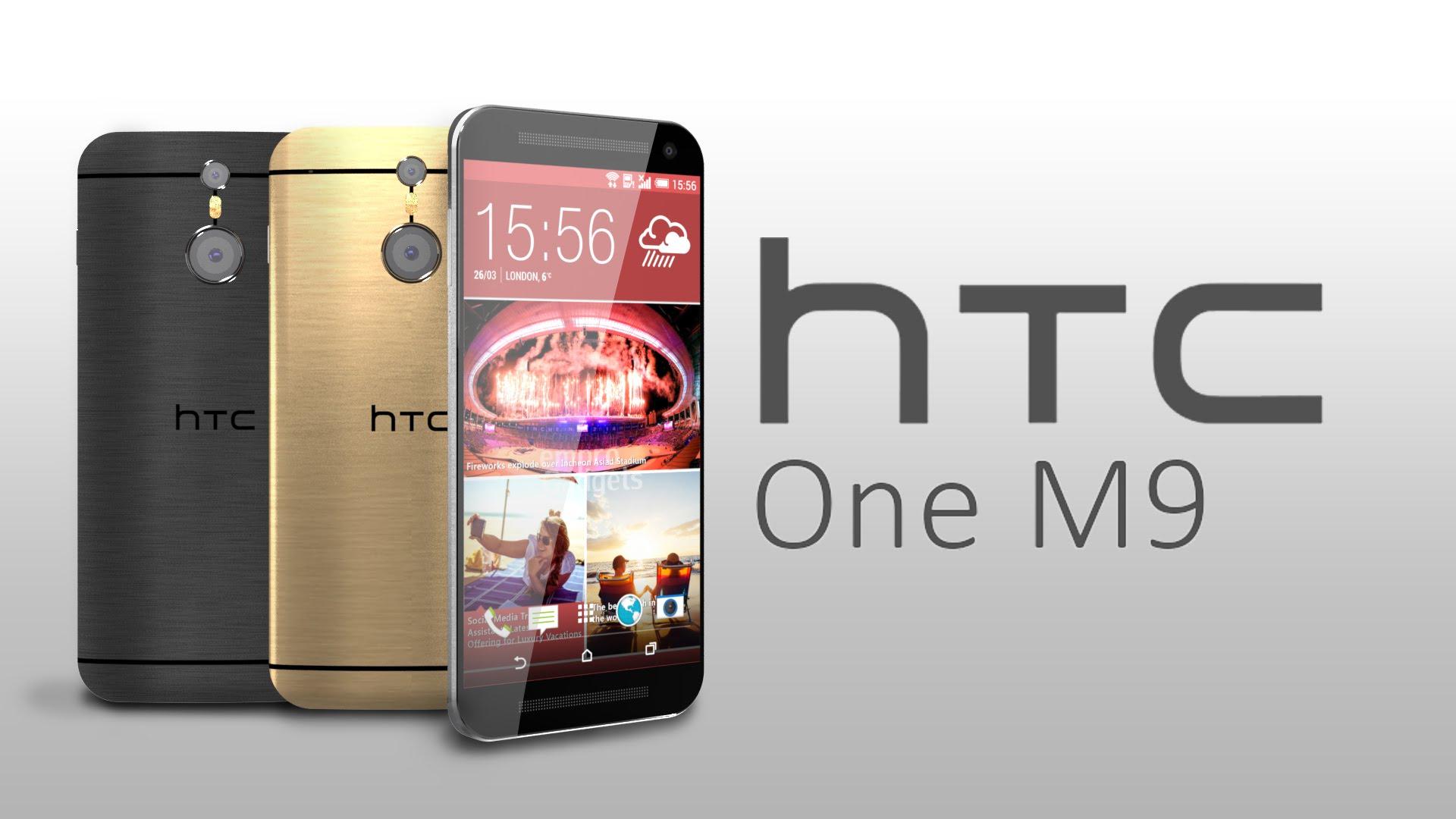 HTC One M9: Dòng điện thoại được người dùng sử dụng cũng khá nhiều