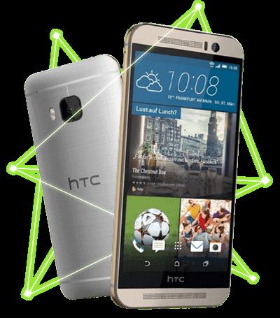 Cần thay chân sạc HTC One M8 hay phải thay pin?