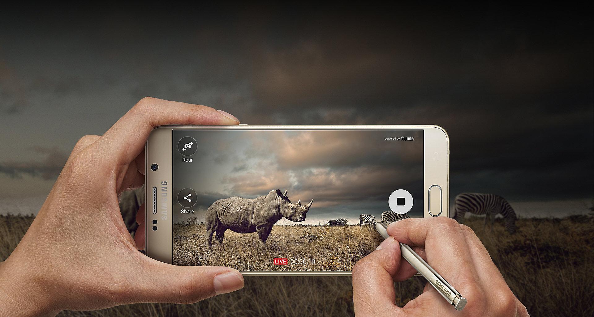 Dịch vụ thay mặt kính Samsung uy tín, giá rẻ