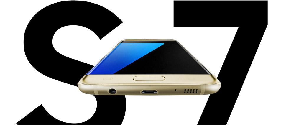 Cần thay mặt kính Samsung S7 khi bị vỡ mặt kính nhanh chóng