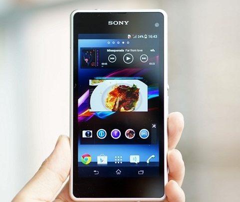 Thay kính cảm ứng Sony Z1S T-Mobile giá rẻ tại Caremobile.vn