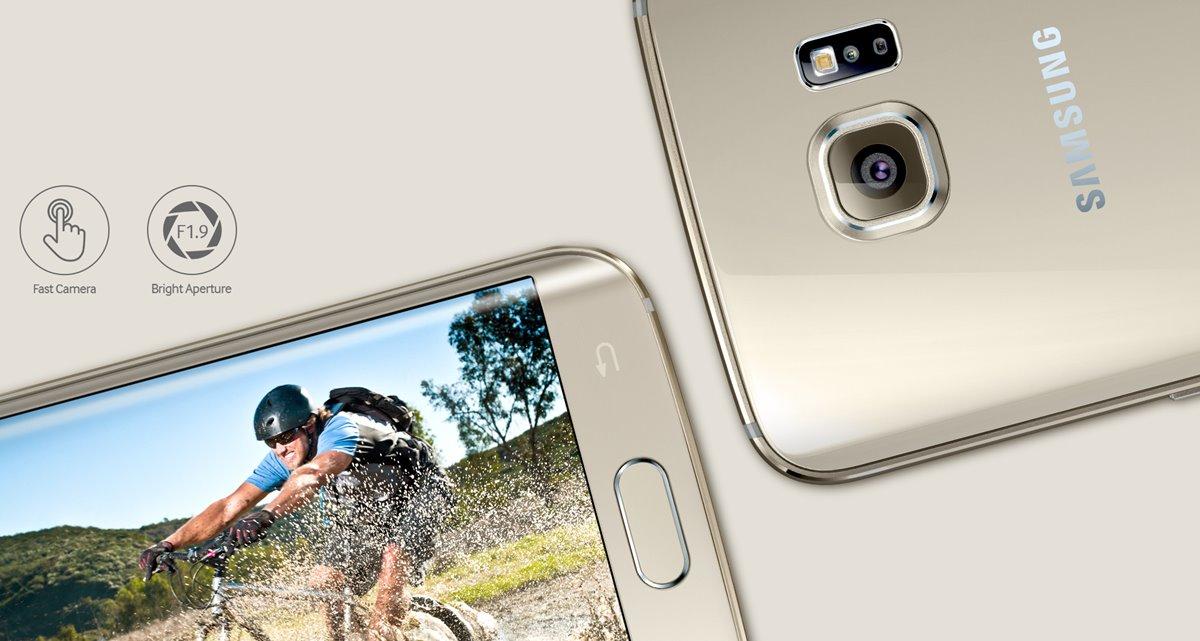 Trường hợp không sửa được phải thay camera Samsung S7 mới