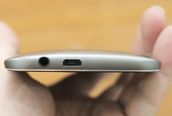 Thay chân sạc Xiaomi Redmi Note 3