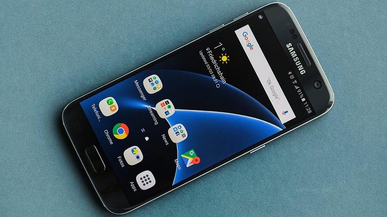 Thay chân sạc Samsung S7: nếu như gãy hoặc cháy chân sạc