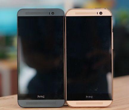 Thay màn hình HTC One M8
