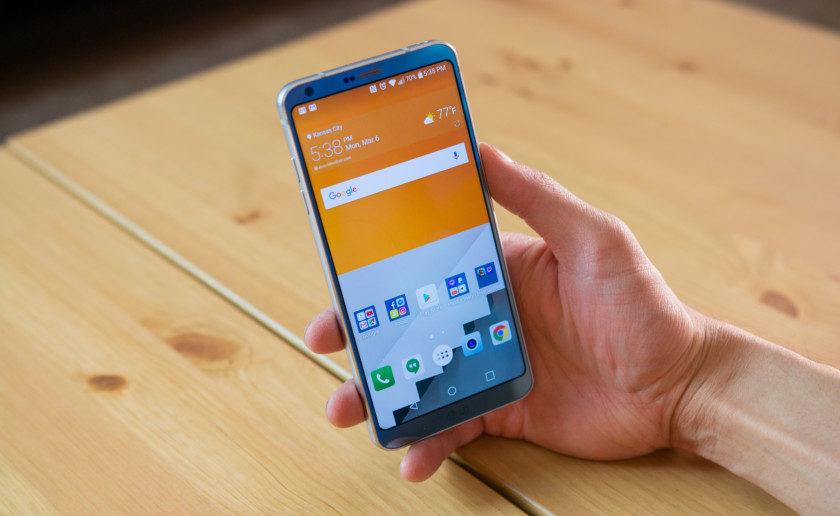 Dấu hiệu nhận biết cần thay màn hình LG G6
