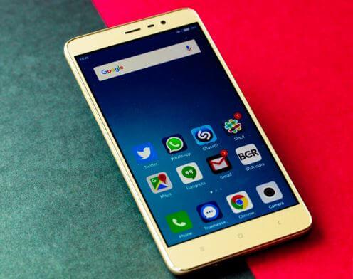 Dịch vụ thay chân sạc Xiaomi Redmi Note 3 nhanh chóng tại Caremobile