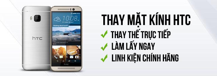 Dịch vụ thay mặt kính HTC U11 tại Caremobile