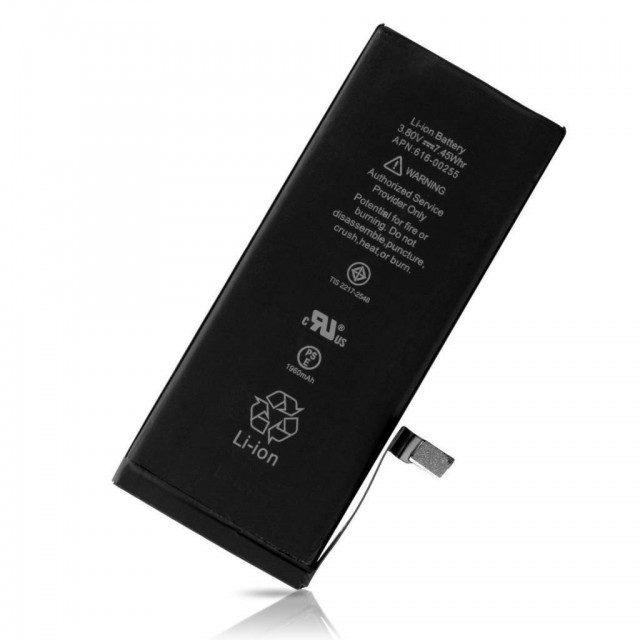 Bạn kiểm tra cả tình trạng pin của iPhone 7 Plus nữa nhé