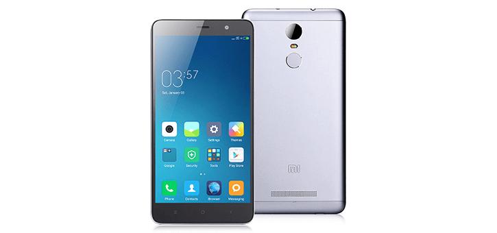 Dịch vụ thay kính cảm ứng Xiaomi Redmi Note 4