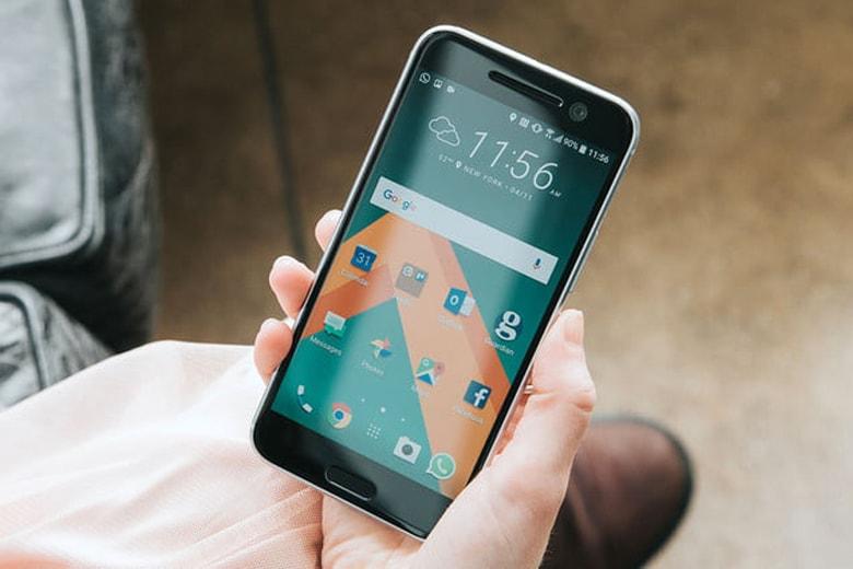 Thay màn hình HTC 10