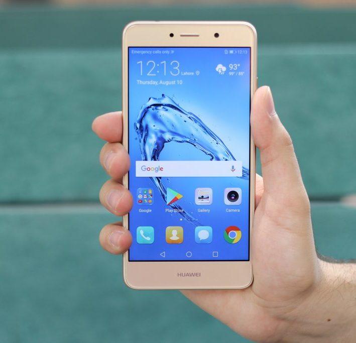 Dịch vụ thay màn hình Huawei Y7 Prime chính hãng, mới