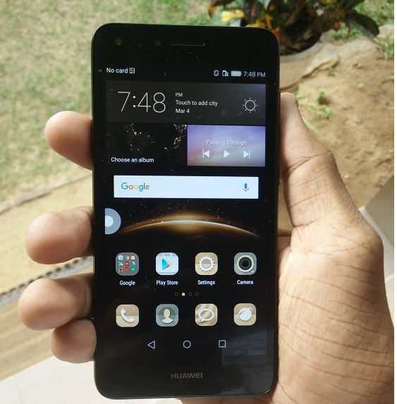 Thay IC Wifi Huawei Y5 II, Y5 2017