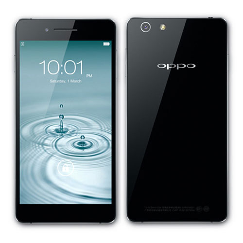 Thay mặt kính Oppo R1