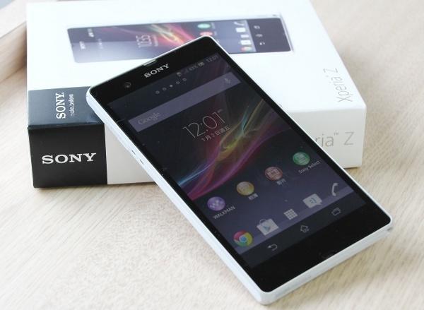 Bắt buộc bạn phảithay màn hình SonyZmới có thể sử dụng được khi màn lỗi
