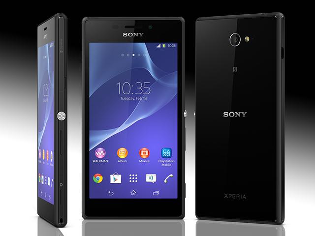 Thay màn hình Sony M2: Chờ lấy sau 45 phút