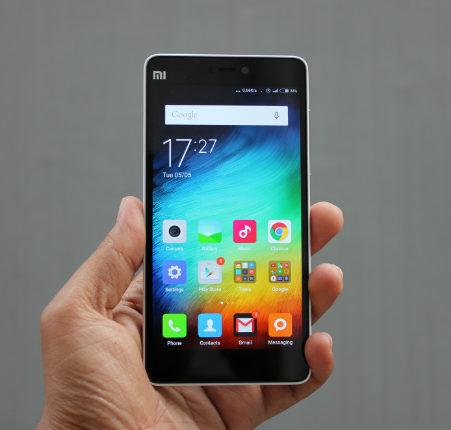 Cấu tạo màn hình Xiaomi Mi 4i gồm 3 bộ phận chính