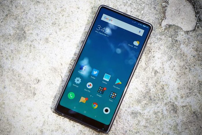 Thay màn hình Xiaomi Mi Mix 2
