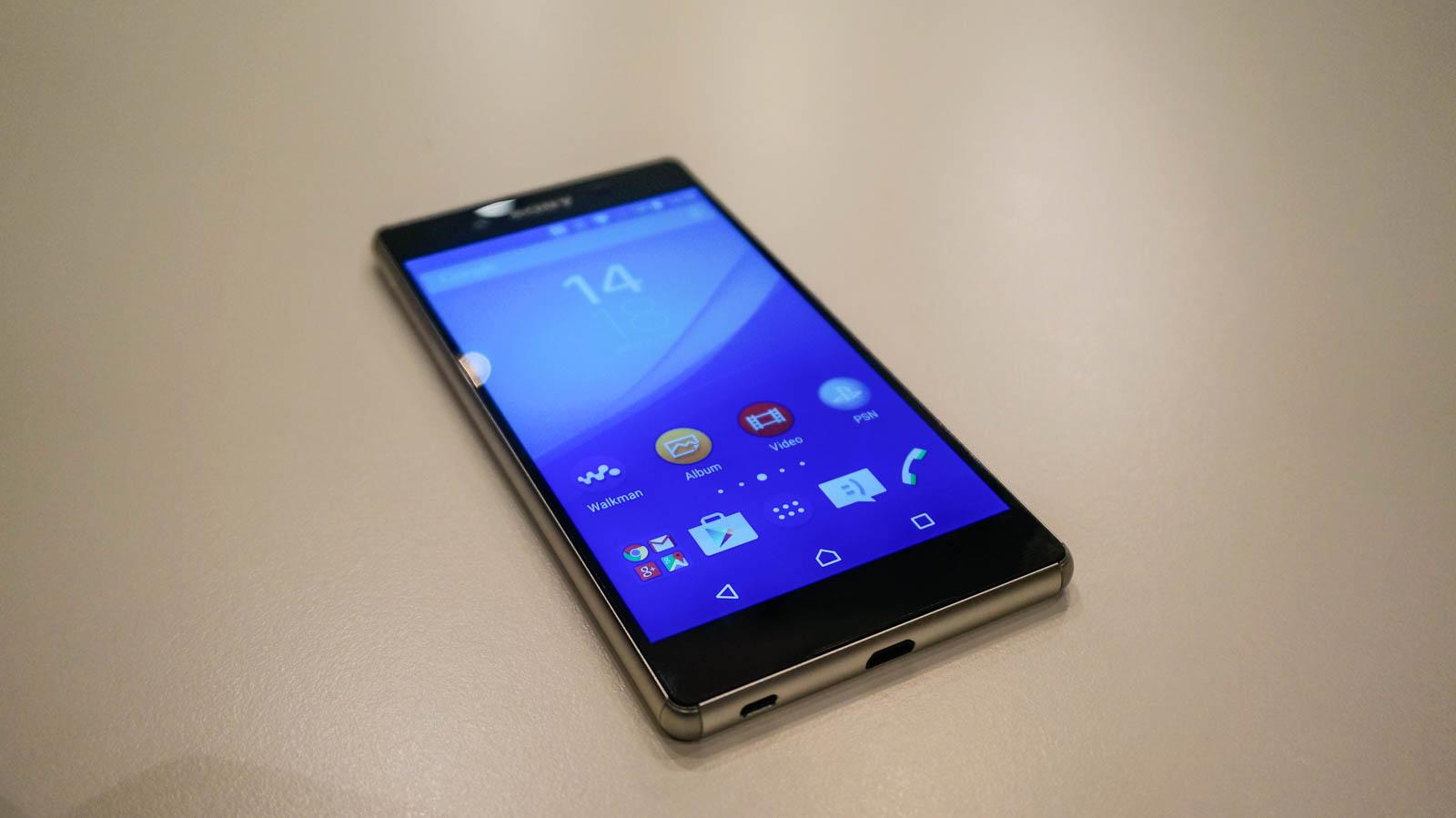Vấn đề lỗi màn hình Sony Z3 Plus (Z3+) cũng khó tránh khỏi
