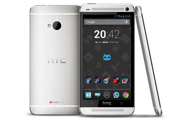 Khách hàng cần hiểu rõ giữa thay kính cảm ứng và thay màn hình HTC One M7