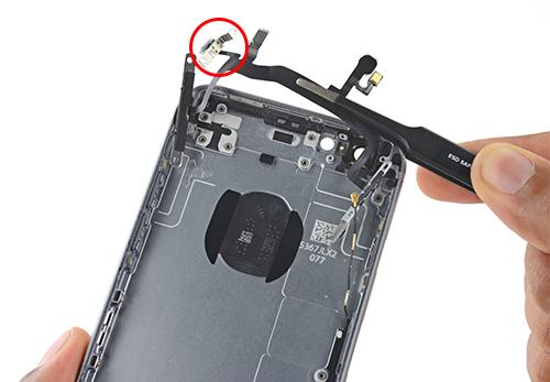 Hỏng nút rung iPhone 6 Plus không đổ chuông