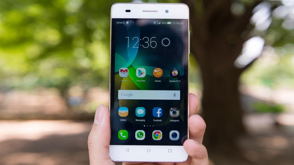 Tìm hiểu quá trình thay mặt kính Huawei Honor 4C