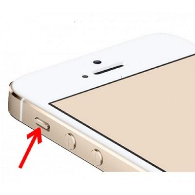 Xuất phát từ nhiều nguyên nhân khiến iPhone 5S hỏng gạt rung
