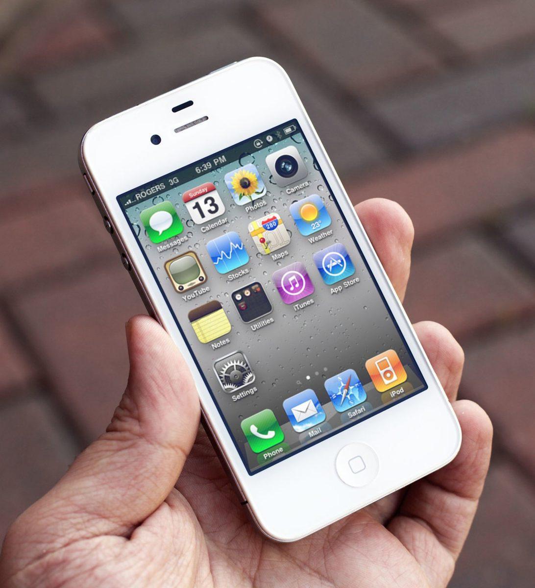 Dịch vụ thay mặt kính iPhone 4, 4S nhanh chóng, uy tín tại trung tâm Caremobile