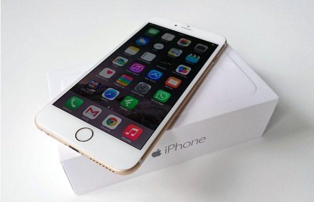 Cần thay nút home iPhone 6 Plus: Xuất phát từ nhiều nguyên nhân