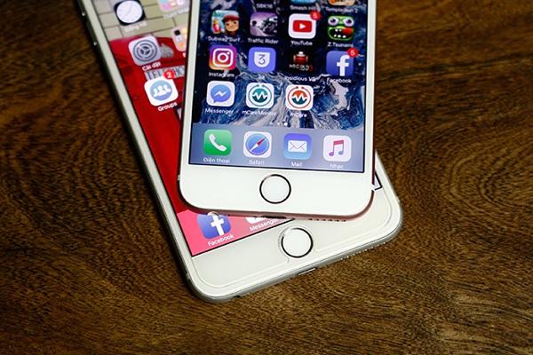 Với các dòng iPhone 6 Plus, 6S Plus cũng vậy, Caremobile nhận sửa chữa các model iPhone mất nguồn.