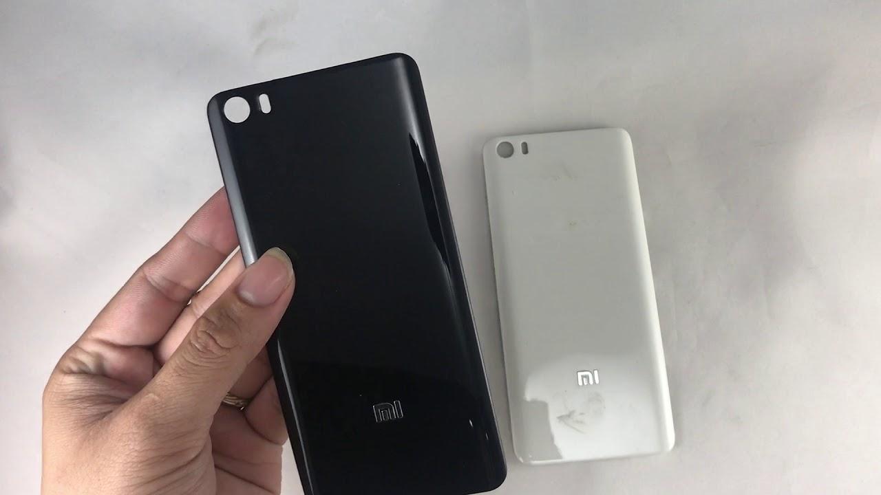 Thay kính nắp lưng Xiaomi