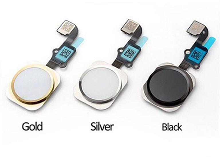 Thay nút home iPhone 5S: đủ các màu cho khách hàng lựa chọn