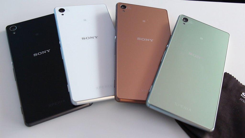 Thay nắp lưng Sony Z, Z1, Z2, Z3