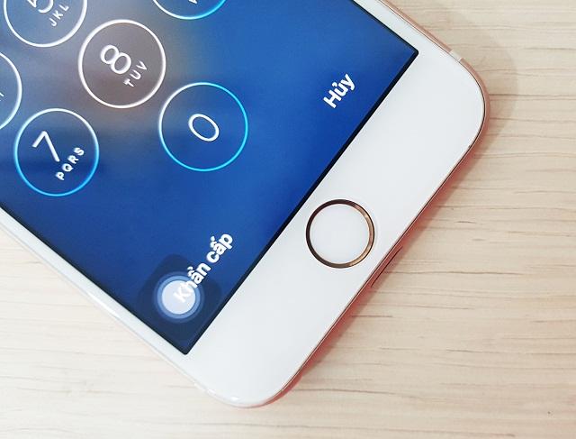 Sử dụng nút home ảo để hạn chế hỏng nút home trên iPhone 6S Plus