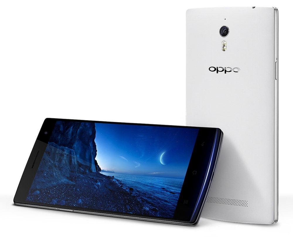 Thay mặt kính Oppo Find 5 Mini (R827)