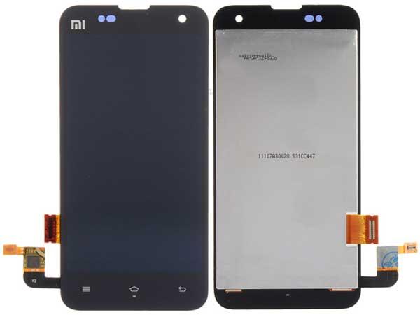 Linh kiện thay màn hình Xiaomi Mi 2 chính hãng cần nhận biết
