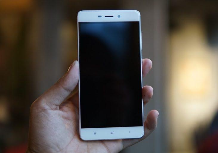 Trường hợp Xiaomi Redmi 4 chết đen màn hình hiển thị