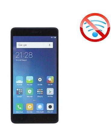 Đa số những lỗi Wifi xuất phát từ IC Wifi điện thoại Xiaomi
