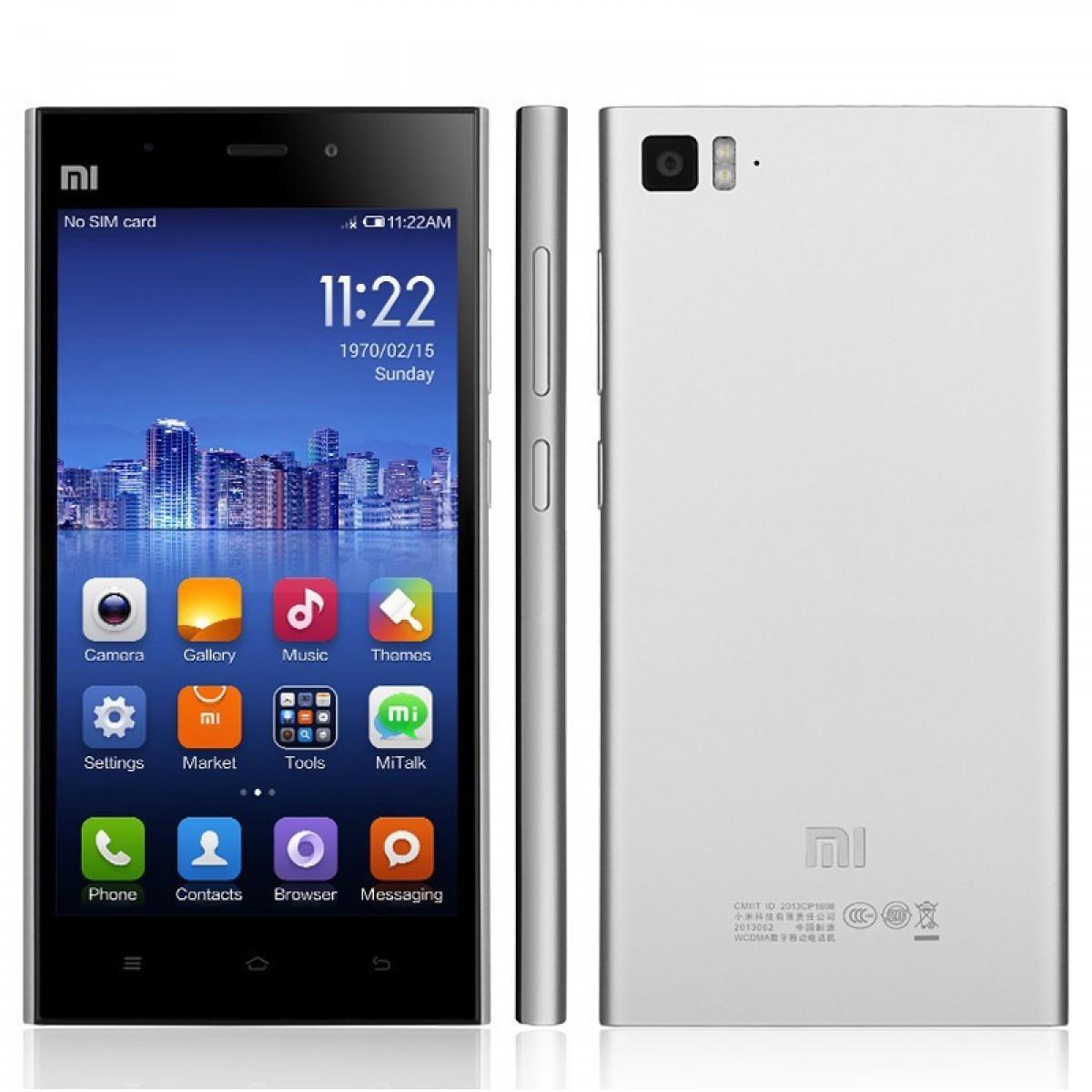 Cần thay màn hình Xiaomi Mi 3 khi bị liệt, loạn, chết màn hình