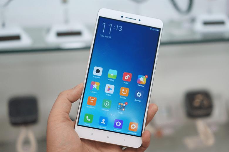 Dịch vụ thay mặt kính Xiaomi Mi Max xem trực tiếp lấy ngay