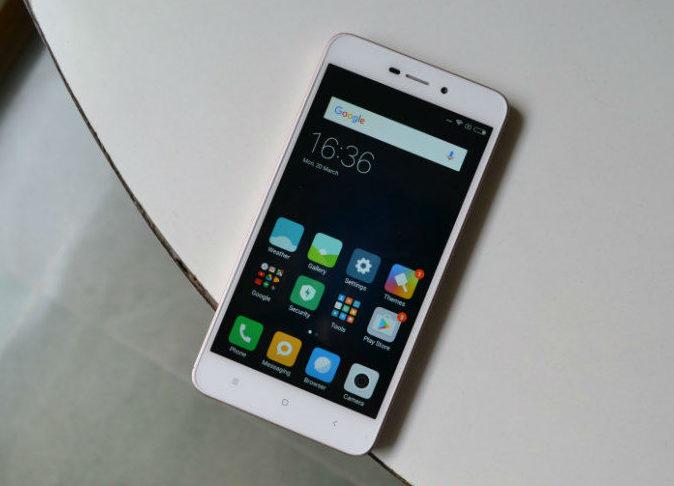 Thay mặt kính cảm ứng Xiaomi Redmi 4A