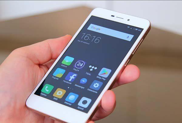 Xiaomi Redmi 4A: Được giới trẻ khá ưa chuộng hiện nay