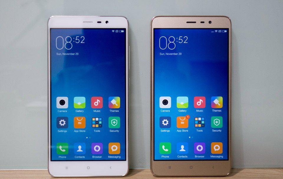 Xiaomi Redmi 4X được đánh giá cao bởi thiết kế nguyên khối