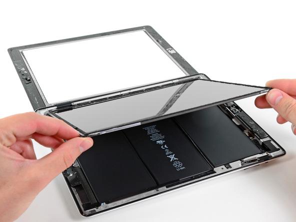 Thay mặt kính cảm ứng iPad Mini 3 tại CareMobile