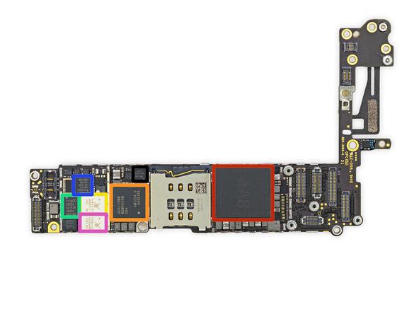 Thay IC cảm ứng iPhone 5