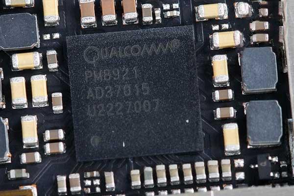Trường hợp phải thay IC nguồn Oppo F3.